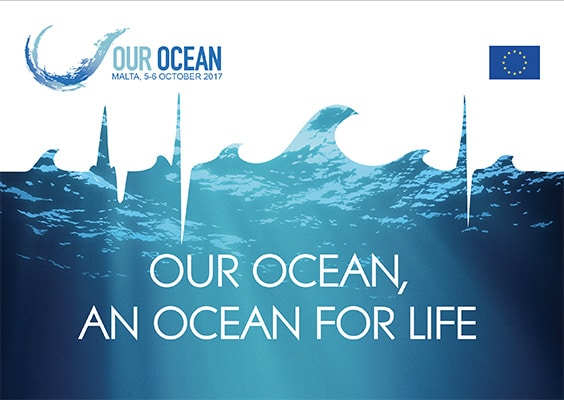 The next Our Ocean Conference is in Europe, Malta!