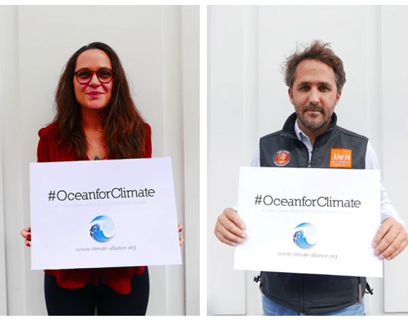 Tell us what the ocean means for you#OceanforClimate