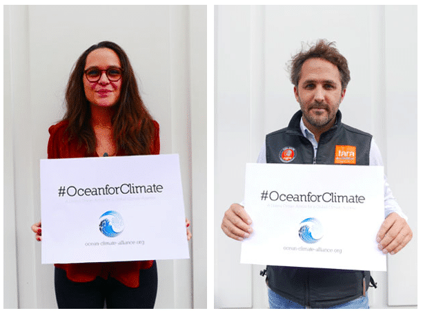 Tell us what the ocean means for you #OceanforClimate